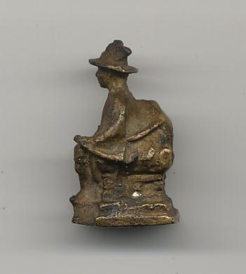 พระบรมรูปพระบาทสมเด็จพระเจ้าตากสินมหาราช วัดสุทัศน์ ท่านเจ้าคุณศรี ( สนธิ์ ) พ.ศ. 2494 -95 องค์ที่ 2 3