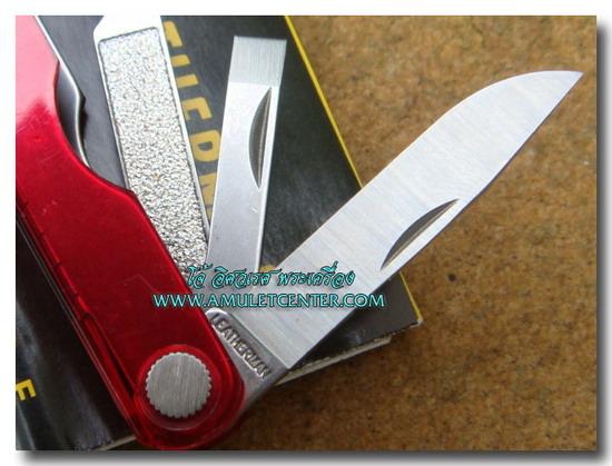 Leatherman Micra PE RED multi-tool  10 In 1 9