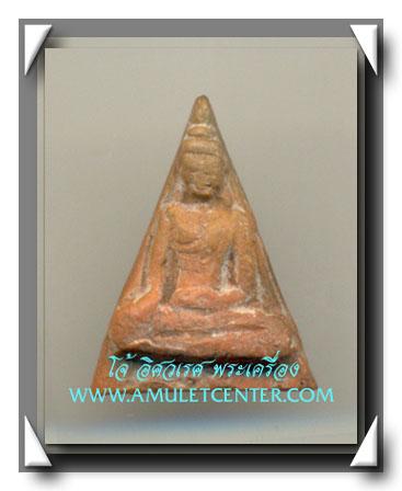 หลวงปู่โต๊ะ วัดประดู่ฉิมพลี นางพญาเนื้อดิน พ.ศ.2472 องค์ที่ 7