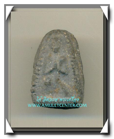 วัดประสาทบุญญาวาส พ.ศ.2506 เนื้อผงองค์ที่ 121 หลวงพ่อโอภาสีพิมพ์เล็ก