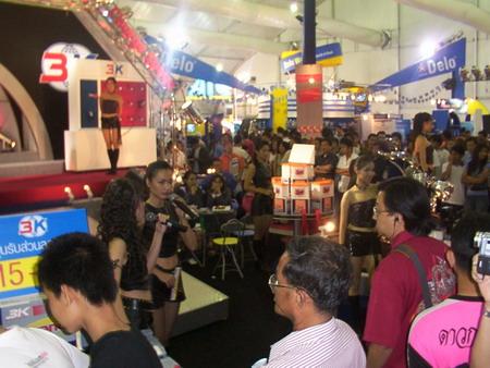 เปิดตัวสินค้า แถลงข่าว Exhibition งานสัมมนา Road Show งานพิธี งานแข่งขันกีฬา งานเลี้ยงรื่นเริง 5