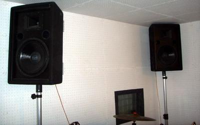 เครื่องห้องซ้อมดนตรี ห้อง v1 รายละเอียดด้านใน 2