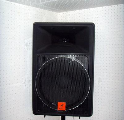 ห้องซ้อมดนตรี ห้อง V3  รายละเอียดด้านใน 3