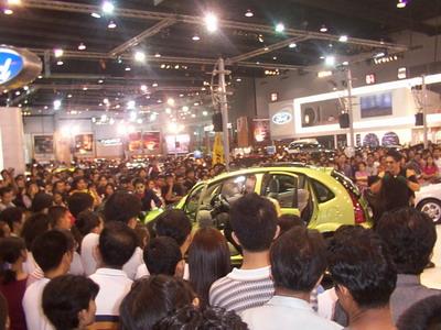เปิดตัวสินค้า แถลงข่าว Exhibition งานสัมมนา Road Show งานพิธี งานแข่งขันกีฬา งานเลี้ยงรื่นเริง 3