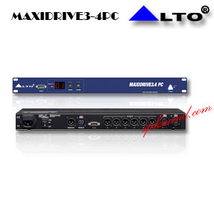 ALTO MAXIDRIVE3.4 PC ครอสดิจิตอล 2-3 ทาง +อีคิว+คอมเพรสเซอร์
