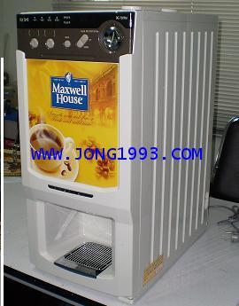 ตู้กาแฟหยอดเหรียญ   TVP-060 A  2 เมนู