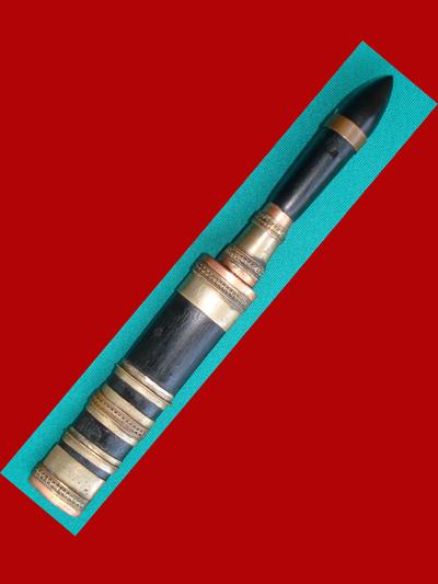 มีดหมอปากกา รุ่น 1 ขนาดใบมีด 2.5 นิ้ว หลวงพ่อสืบ วัดสิงห์ เกจิดังจังหวัดนครปฐมต่อจากหลวงปู่เจือ