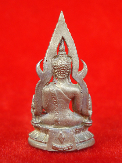 รูปหล่อพระพุทธชินราช รุ่นมงคลโภคทรัพย์ วัดพระศรีรัตนมหาธาตุ จ.พิษณุโลก ปี 2540 สุดสวยหายาก 1