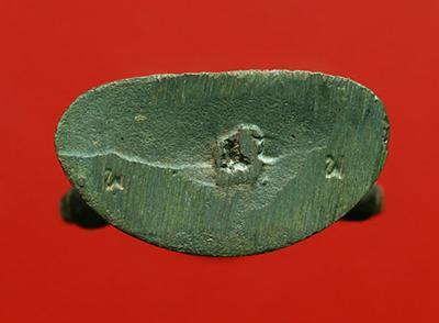 พระพุทธชินราช 80 พรรษา สมเด็จพระสังฆราช เนื้อนวโลหะแก่ทองสุดสวย ปี 2536 พระเครื่องพิธีใหญ่ 2