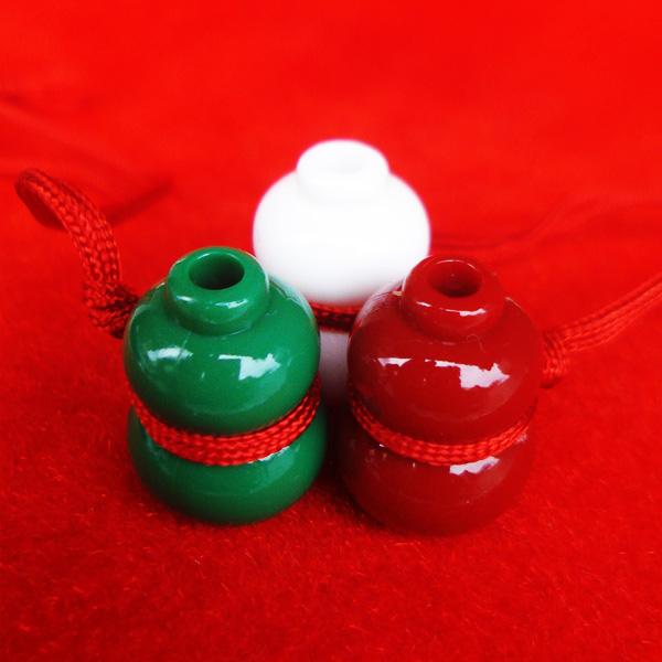 น้ำเต้าหลวงพ่อสด วัดปากน้ำ ชุด 3 สี รุ่น 100 ปี ภาพสี บูชาไว้เพื่อดูดทรัพย์ดีมาก 2