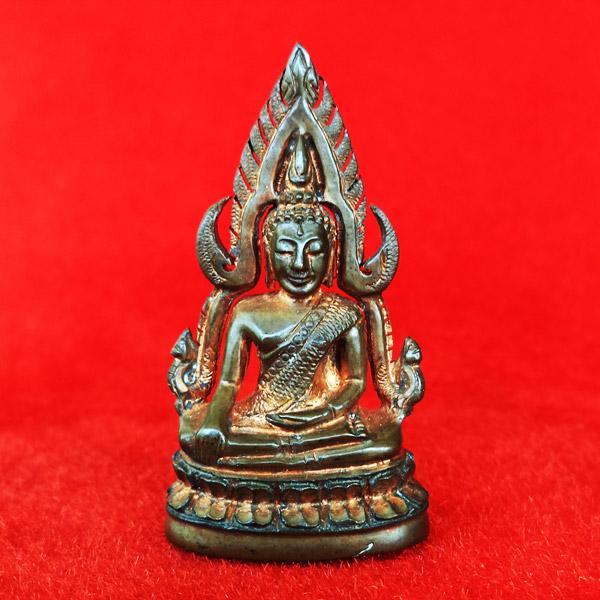 พระพุทธชินราชหมื่นยันต์ วัดสุทัศน์ พิมพ์แต่ง พุทธสมาคมแห่งประเทศไทย กรรมการ พิธีดีหายากมาก สวยสุด