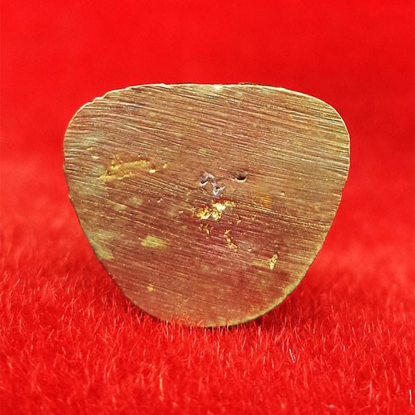 รูปหล่อสมเด็จโต พรหมรังสี รุ่นอนุสรณ์ 123 ปี วัดระฆังโฆษิตาราม ปี2538 เนื้อทองทิพย์ สุดสวยพุทธคุณสูง 2