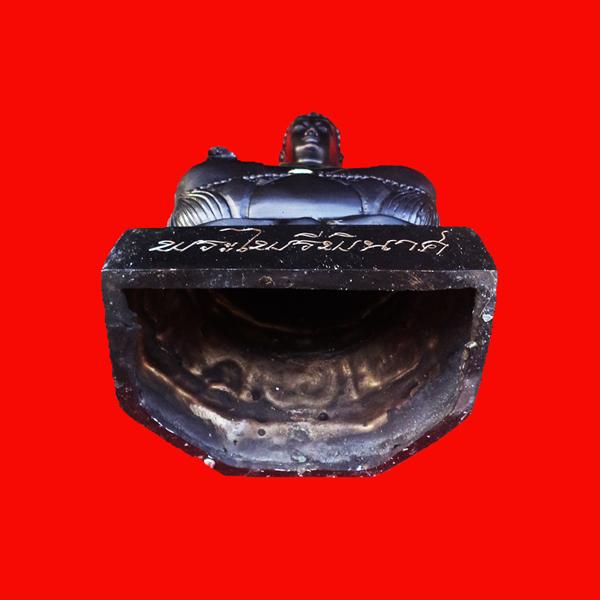 พระบูชาไพรีพินาศ  สมเด็จพระสังฆราช วัดบวรนิเวศ  ขนาดหน้าตักกว้าง 5 นิ้ว วัตถุมงคลที่ควรมีไว้บูชา 2