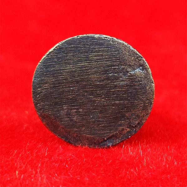 พระพิฆเนศวร์ ปางนั่งเอกเขนก 2 กร รุ่นประทานพร เนื้อทองแดงรมดำ ปลุกเสก 3 ครั้ง วัดสุทัศนฯ ปี 2550 3