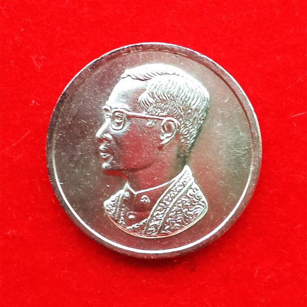 เหรียญคุ้มเกล้า เนื้อเงิน สร้างโรงพยาบาลภูมิพลฯ พิธีใหญ่กองทัพอากาศสร้าง ปี 2522 นิยมมาก 28