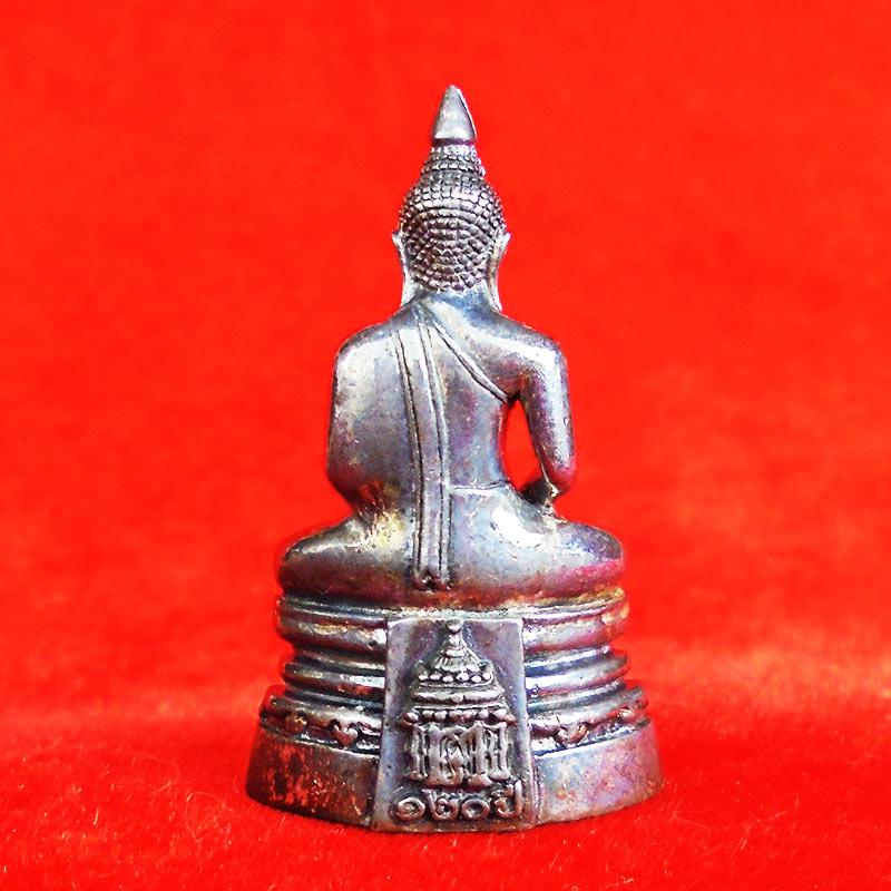 สวยที่สุด พระพุทธโสธร ลอยองค์ กรมศุลกากรครบรอบ 120 ปี เนื้อเงิน พร้อมกล่องเดิม ปี 2537 องค์ 16 1