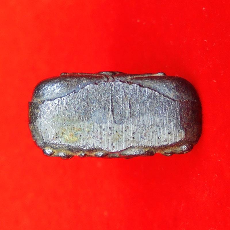 พระปิดตาแร่บางไผ่ พิมพ์ใหญ่ ฝังตะกรุดทองคำแท้ รุ่น 3 วัดนครอินทร์ จ.นนทบุรี ปี 2541 สวยหายาก 5