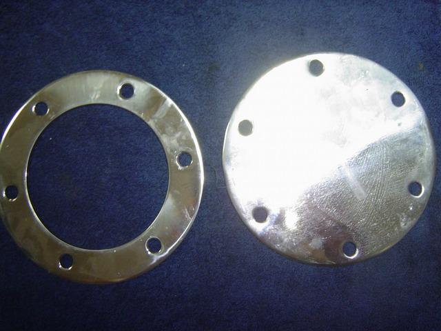 วงแหวนแฮนโฮน+แผ่นทึบ ขนาด3นิ้ว-10นิ้ว