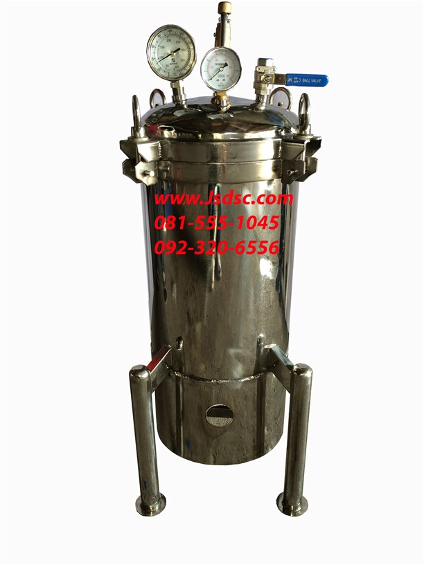 หม้อนึ่งแรงดัน 25ลิตร/ Steam Pressure Cooker 25litre