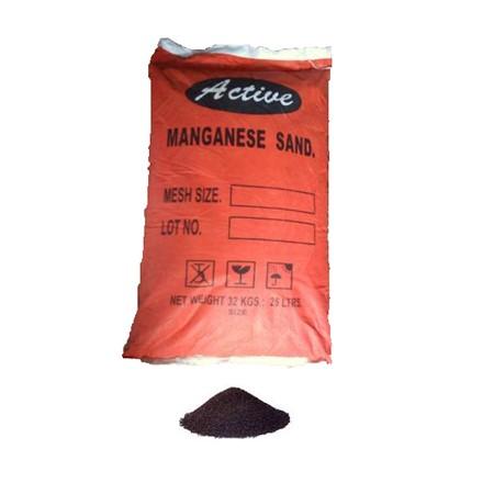 สารกรองน้ำ แมงกานีส Manganese (Sand)