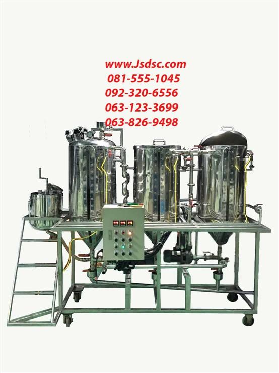 เครื่องผลิดไบโอดีเซล / Biodiesel distiller