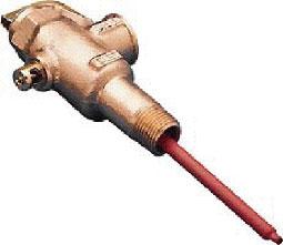 วาล์วควบคุมแรงดันและอุณหภูมิ รุ่น HTE 575-1