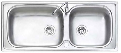 ซิ้งล้างจาน MEX รุ่น DL116