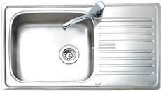 ซิ้งล้างจาน MEX รุ่น BIX1