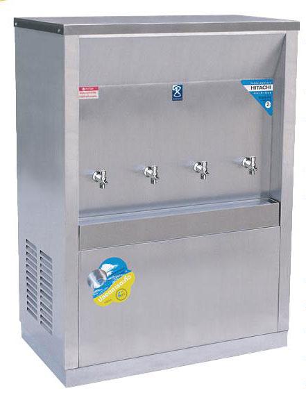 ตู้ทำน้ำเย็น 4 ก๊อก MAXCOOL รุ่น MC-4PW