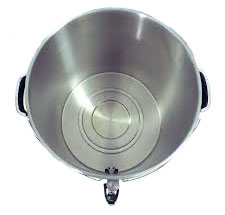 ZEBRA ถังต้มน้ำร้อน ตราหัวม้าลาย 30 ซม. Advance III 1