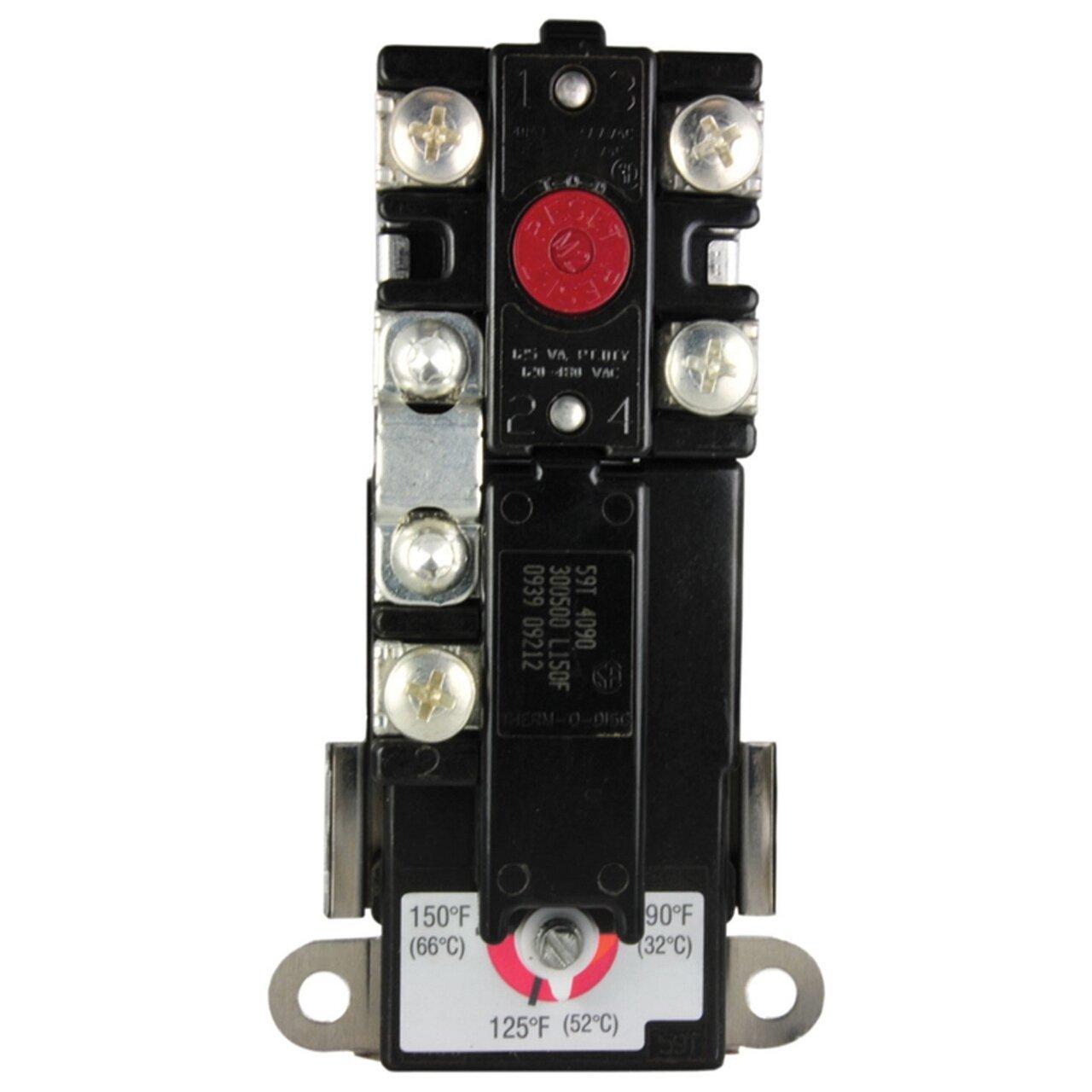 เทอร์โมสตัท Therm-O-Disc Upper Thermostat 90-150F