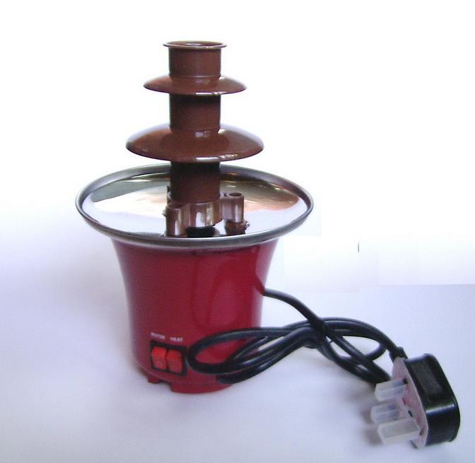 เครื่องชอคโกเลตฟองดูไฟฟ้าของ Casa Home
