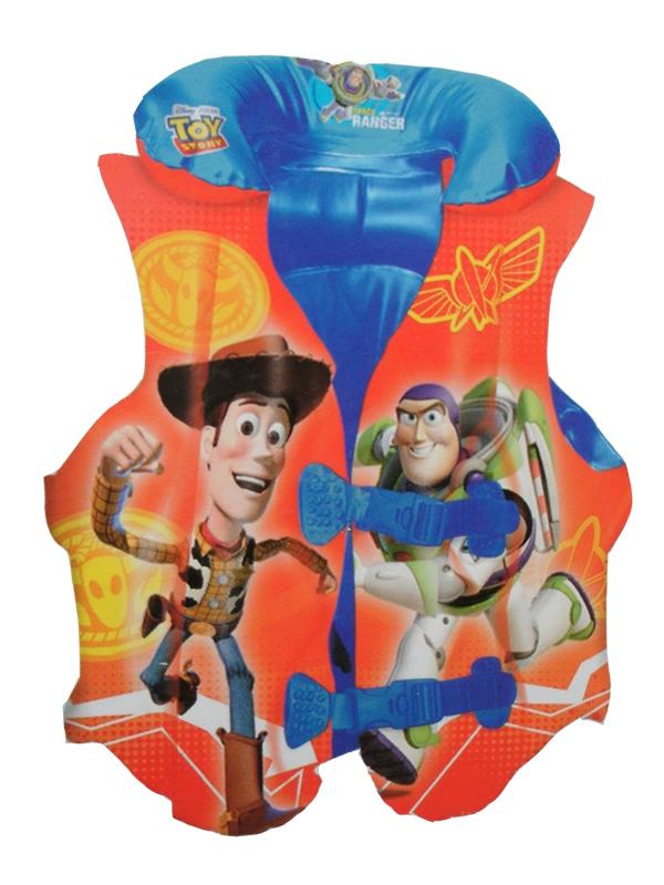 เสื้อชูชีพสำหรับว่ายน้ำของเด็กชาย ลายการ์ตูนดิสนี่ย์