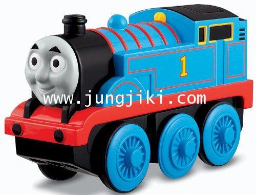 รถไฟรางขบวน Thomas Train แล่นด้วยแบตเตอรี่