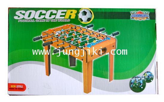 โต๊ะเล่นเกมส์ฟุตบอลของเด็กโต ทรงสูง Mini Football Table