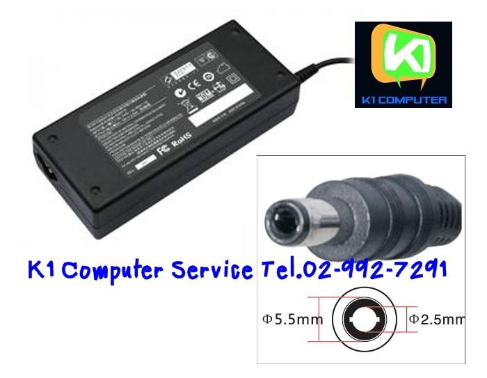 ADAPTER NB : 19V - 4.74A : 90W (5.5 mm X 2.5 mm)