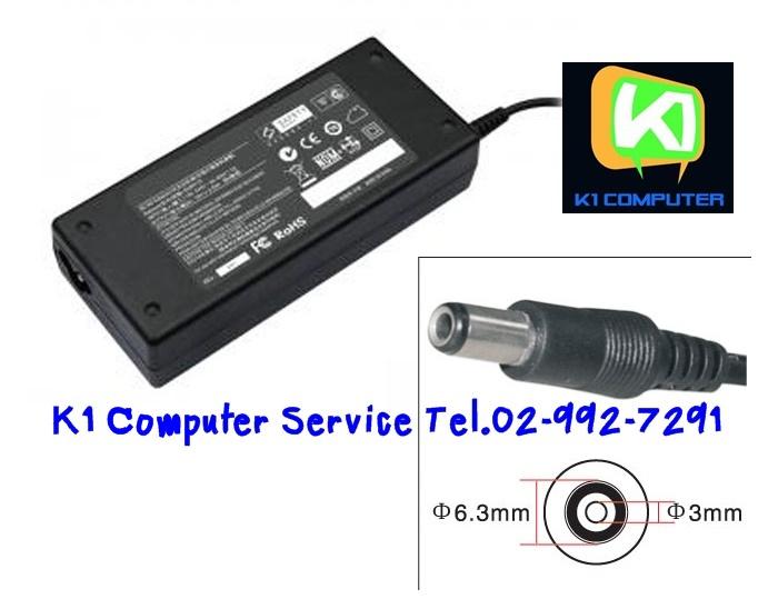 ADAPTER NB : 19V - 3.16A : 60W (6.3 mm X 3.0 mm)