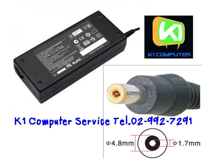 DAPTER NB : 19V - 4.74A : 90W (4.8 mm X 1.7 mm)