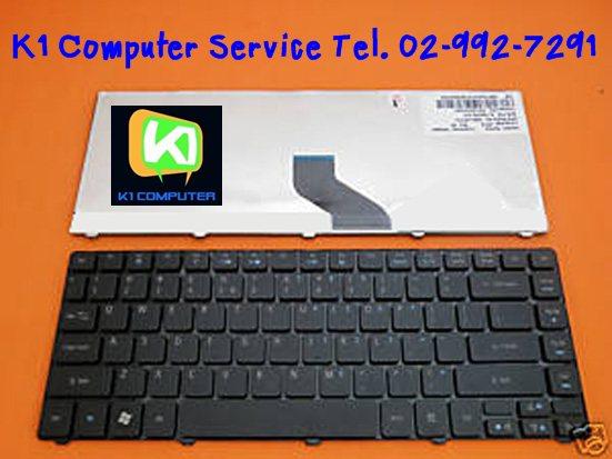 Laptop Keyboard for Acer Aspire 4736 4741 4755 3810, 4810 4741 Timeline Series Laptop