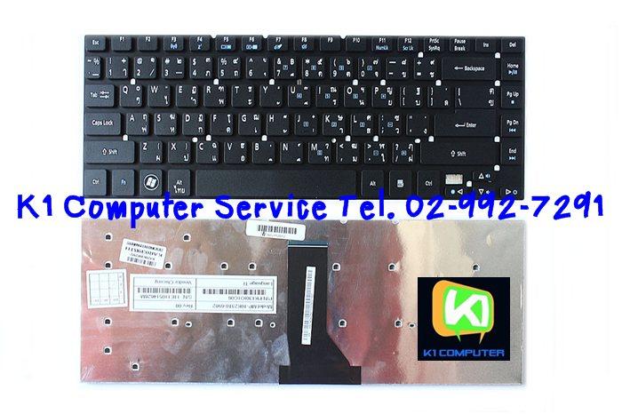 Keyboard Notebook gt; ACER 4755 4755G / ภาษาไทย