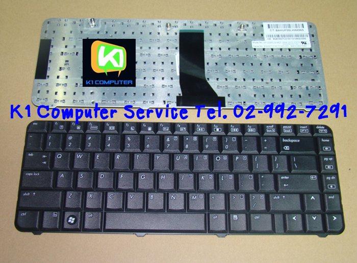 Keyboard Notebook gt; HP/COMPAQ Presario V3000 DV2000 Series ภาษาไทย
