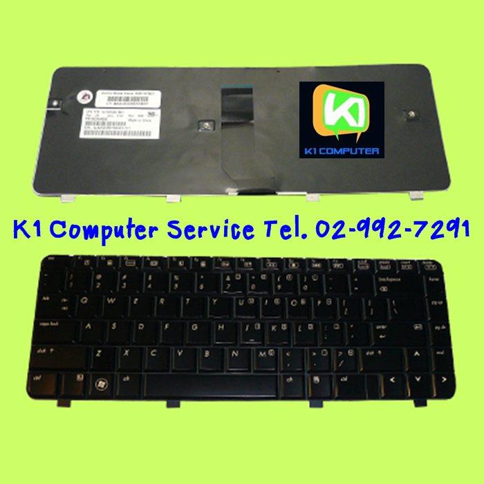 Keyboard Notebook gt; HP pavillion DV4 / black color
