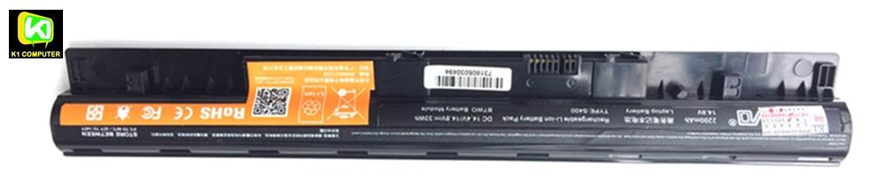 Battery for Lenovo IdeaPad Battery for S300 S400 S400U S405 L12S4Z01