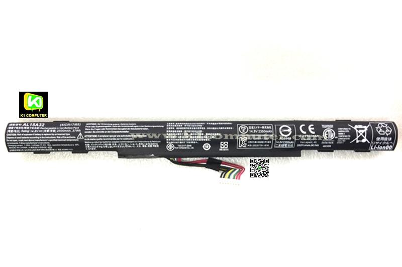 ACER Battery แบตเตอรี่ ของเเท้ ACER ASPIRE E15 E5-422 E5-432G E5-472 E5-473G E5-522 E5-522G