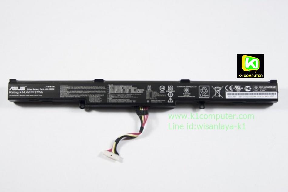 ASUS A450 K450J K550E X450J X550D X550E A450C K550D R510Z A41-X550E Battery แบตเตอรี่ ของแท้