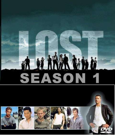 LOST (Seson1) DVD 7 แผ่น (บรรยายไทย)