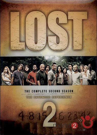 LOST (Seson2) DVD 6 แผ่น (บรรยายไทย)