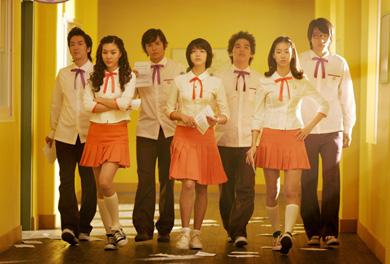 Dasepo Naughty Girls โรงเรียนสยิวกิ้ว 4DVD สกรีนทุกแผ่น (บรรยายไทย)