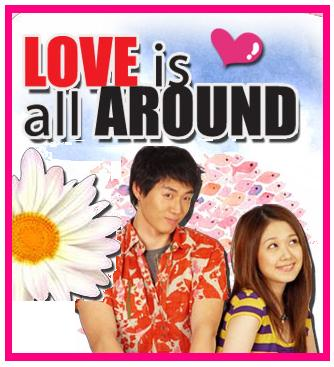 Love Is All Around รักแรกรุ่นวุ่นซะไม่มี(ดีวดีพากษ์ไทย 4 แผ่นจบ)*สกรีนทุกแผ่น*