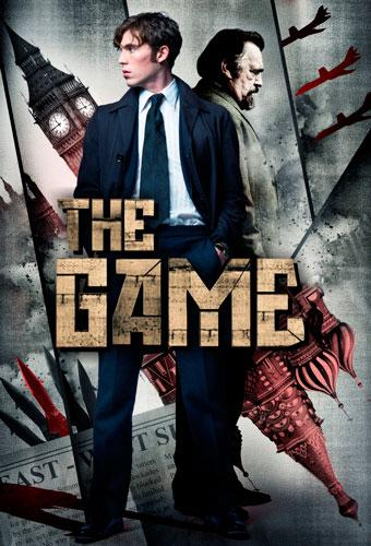 The Game จารชนคนซ้อนเกม DVD พากย์ไทย จำนวน 2 แผ่นจบ ( 6 ตอนจบ )
